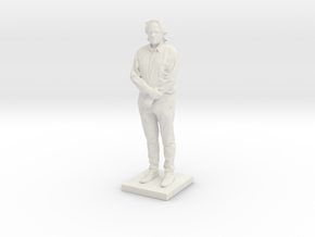 Printle C Homme 762 - 1/24 in White Natural Versatile Plastic
