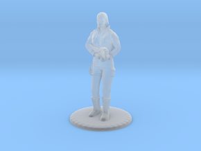SG Female Standing 35 mm new in Smooth Fine Detail Plastic