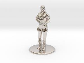 SG Female Standing 35 mm new in Platinum