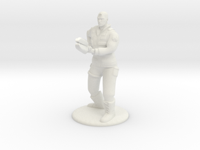 Jaffa Soldier 35 mm new in White Strong & Flexible
