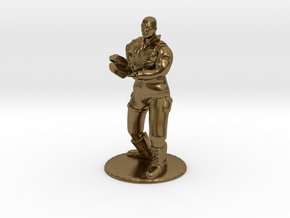 Jaffa Soldier 35 mm new in Natural Bronze