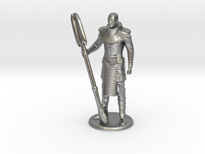 Jaffa Standing Relaxed 35 mm new in Natural Silver