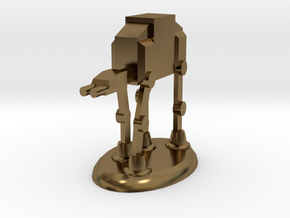 Star Wars Rook in Polished Bronze