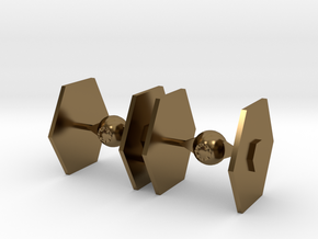 Star Wars Knights in Polished Bronze