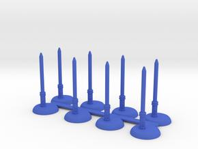 Star Wars Pawns in Blue Processed Versatile Plastic