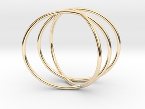 The Sixth Sense Ring in 14K Yellow Gold