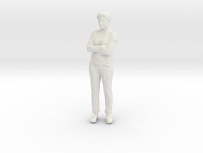 Printle C Femme 637 - 1/24 - wob in White Natural Versatile Plastic