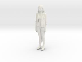 Printle C Femme 641 - 1/24 - wob in White Natural Versatile Plastic