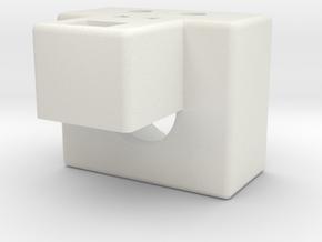 light 2 in White Natural Versatile Plastic
