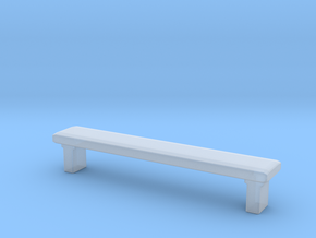 1/87 Lightbar #15 in Smooth Fine Detail Plastic