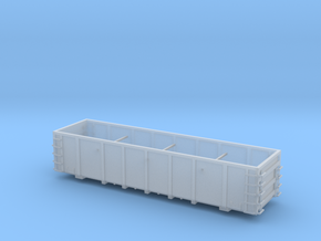 FCA Aggregate Gondola - Nscale in Smooth Fine Detail Plastic