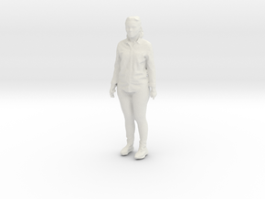 Printle C Femme 666 - 1/24 - wob in White Strong & Flexible
