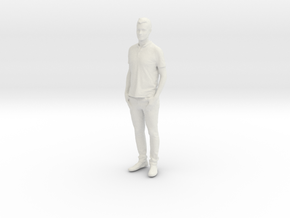 Printle C Homme 781 - 1/24 - wob in White Strong & Flexible