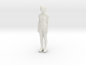 Printle C Kid 188 - 1/24 - wob in White Strong & Flexible