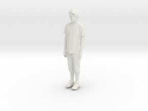 Printle C Kid 191 - 1/24 - wob in White Strong & Flexible