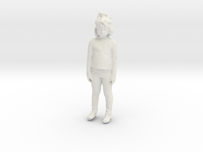 Printle C Kid 192 - 1/24 - wob in White Strong & Flexible