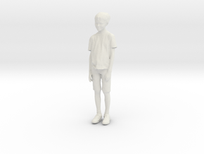 Printle C Kid 195 - 1/24 - wob in White Strong & Flexible