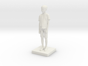 Printle C Kid 195 - 1/24 in White Natural Versatile Plastic