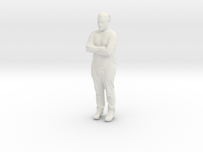 Printle C Homme 786 - 1/24 - wob in White Strong & Flexible
