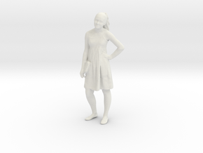 Printle C Kid 201 - 1/24 - wob in White Strong & Flexible