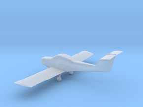 Piper Tomahawk - 1:144scale in Smooth Fine Detail Plastic