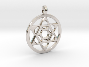 METATRON STAR SIX in Platinum
