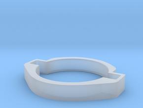 1/16 Sturmtiger Counterweight in Smooth Fine Detail Plastic
