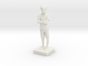 Printle C Kid 209 - 1/24 in White Natural Versatile Plastic
