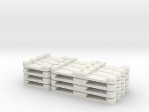 Gary's Kit in White Natural Versatile Plastic