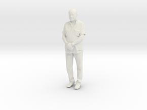Printle C Homme 845 - 1/24 - wob in White Natural Versatile Plastic