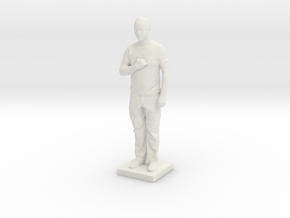 Printle C Homme 846 - 1/24 in White Natural Versatile Plastic