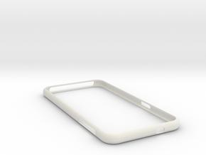 Galaxy s7 bumper  Samsung in White Natural Versatile Plastic