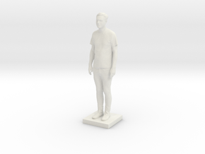Printle C Homme 859 - 1/24 in White Strong & Flexible