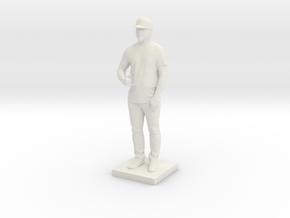 Printle C Homme 812 - 1/24 in White Strong & Flexible