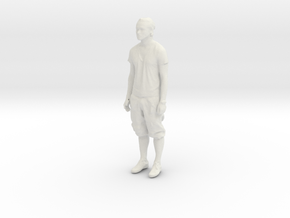 Printle C Homme 815 - 1/24 - wob in White Strong & Flexible