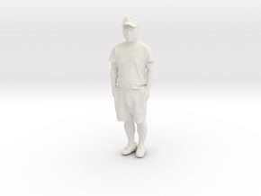 Printle C Homme 820 - 1/24 - wob in White Strong & Flexible