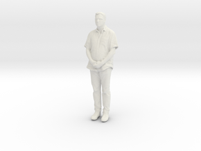 Printle C Homme 819 - 1/24 - wob in White Strong & Flexible