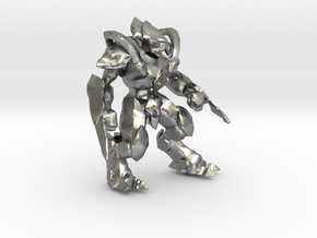 1/60 Protoss Zealot in Natural Silver