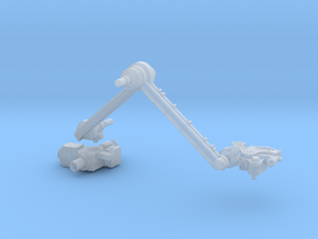 Mars Rover Robot Arm 1:20 in Smooth Fine Detail Plastic