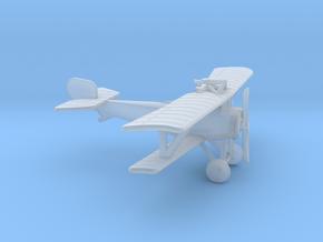 Nieuport 21 (Lewis) in Smooth Fine Detail Plastic: 1:144