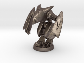 Kobold Warengine (Chthonic Souls Edition) in Polished Bronzed Silver Steel