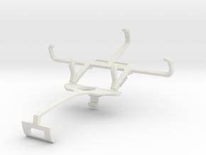 Controller mount for Xbox One S & Vodafone Smart f in White Natural Versatile Plastic