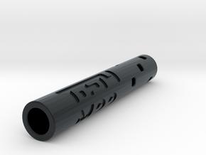 Adapter: Lamy M22 to Cross Matrix in Black Hi-Def Acrylate