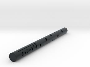 Adapter: Fisher PR to D1 Mini in Black Hi-Def Acrylate