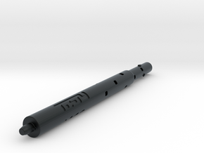 Adapter: Lamy M16 to D1 Mini in Black Hi-Def Acrylate