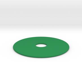 30 Groen in Green Processed Versatile Plastic