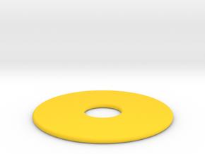 22.5 Geel in Yellow Processed Versatile Plastic