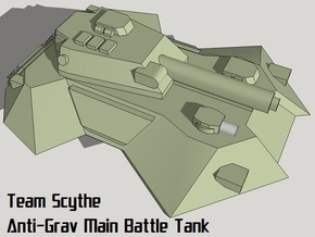 """Team Scythe"" 3mm Anti-Grav Tank Pack (24pcs) in Smooth Fine Detail Plastic"