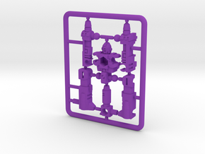 "MicroSlinger ""Uproar"" in Purple Processed Versatile Plastic"