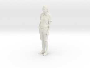 Printle C Femme 312 - 1/35 - wob in White Strong & Flexible